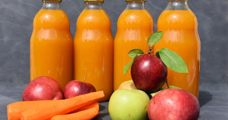 Sok od mrkve i jabuke